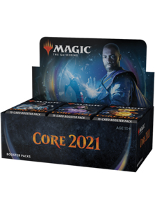 Box: 2021 Core Set