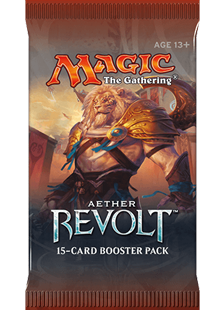 Booster: Aether Revolt