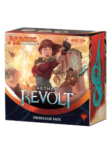 Prerelease Kit: Aether Revolt