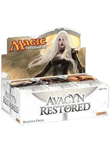 Box: Avacyn Restored