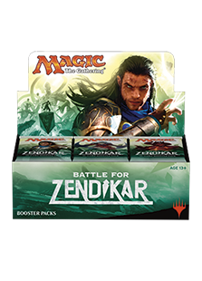 Box: Battle for Zendikar