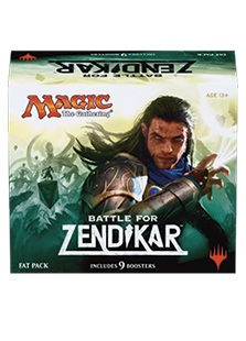 Fat Pack: Battle for Zendikar