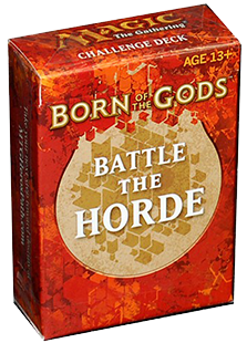 Challenge Deck: Battle the Horde