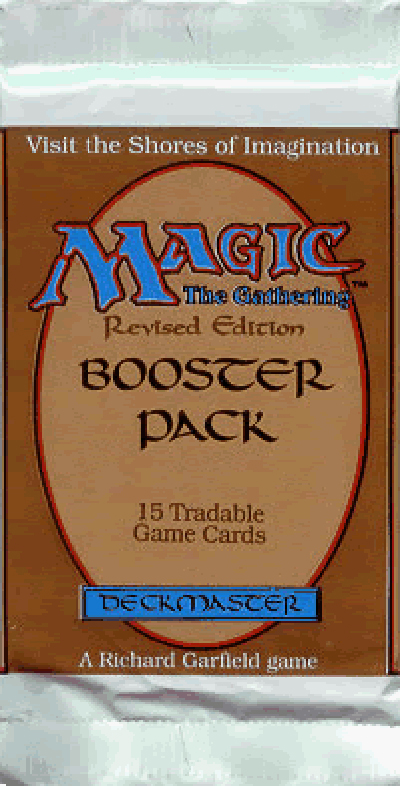 Booster: 3rd Edition