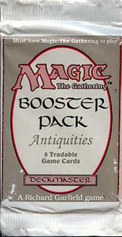 Booster: Antiquities
