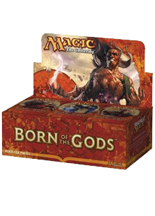 Box: Born of the Gods
