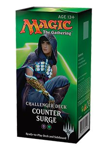 CD18: Counter Surge
