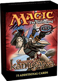 Tournament Pack: Champions of Kamigawa