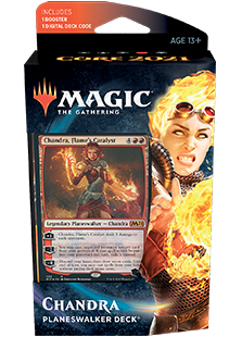 Planeswalker Deck - Chandra, Flame's Catalyst