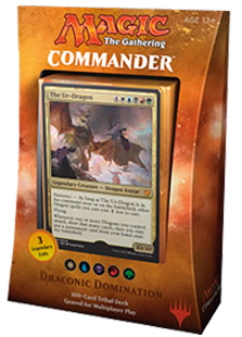C17: Draconic Domination