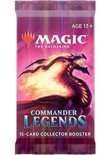 Collector Booster: Commander Legends