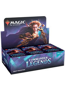 Box: Commander Legends (Release Day)