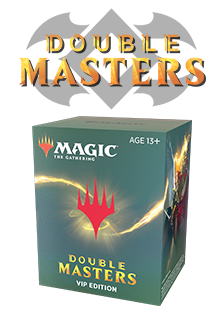 VIP Edition Pack: Double Masters