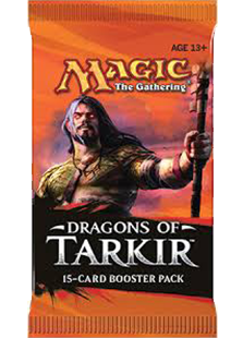 Booster: Dragons of Tarkir