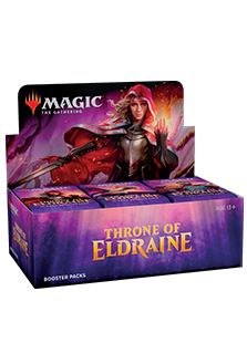 Box: Throne of Eldraine