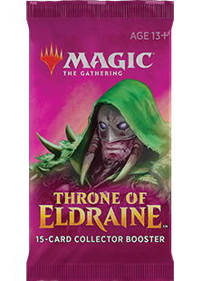 Collector Booster: Throne of Eldraine