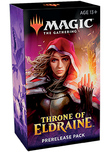 Prerelease Kit: Throne of Eldraine