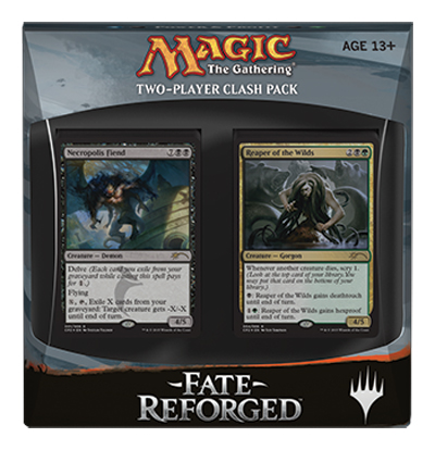 Clash Pack: Fate Reforged