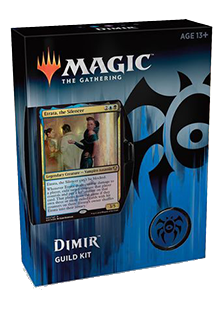 Guild Kit: GRN Dimir Guiild Kit