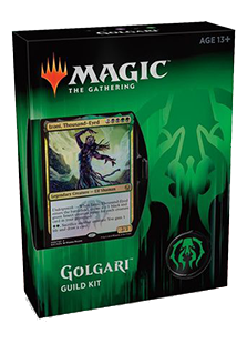 Guild Kit: GRN Golgari Guild Kit