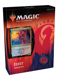 Guild Kit: GRN Izzet Guiild Kit