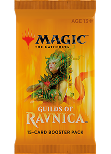 Booster: Guilds of Ravnica