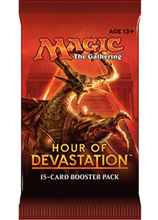 Booster: Hour of Devastation