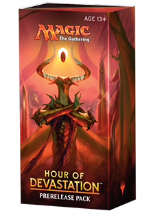 Prerelease Kit: Hour of Devastation
