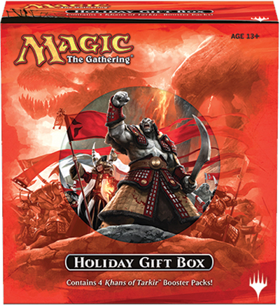 Holiday Gift Box: Khans of Tarkir