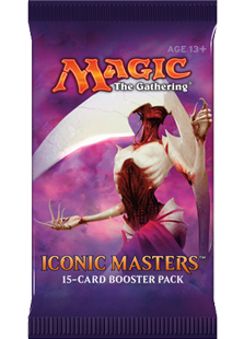 Booster: Iconic Masters