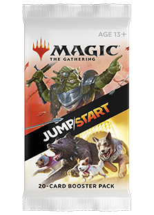 Booster: Jumpstart