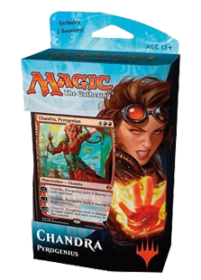 Planeswalker Deck - Chandra, Pyrogenius