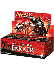Box: Khans of Tarkir
