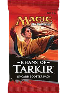 Booster: Khans of Tarkir