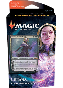 Planeswalker Deck - Liliana, Death Mage