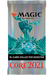 Collector Booster: 2021 Core Set
