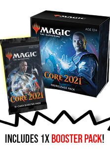Prerelease Kit: 2021 Core Set