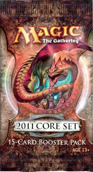 Booster: 2011 Core Set