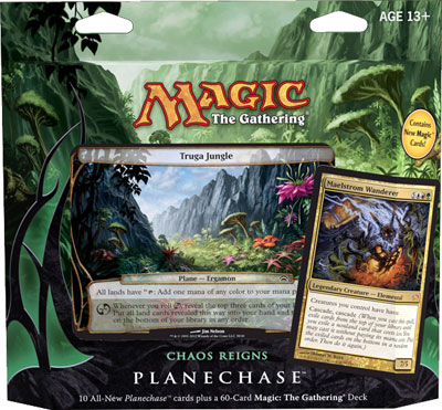 Planechase 2012: Chaos Reigns