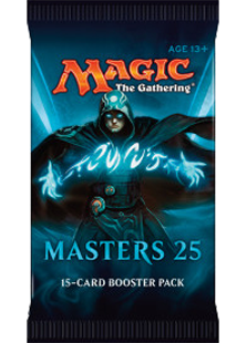 Booster: Masters 25