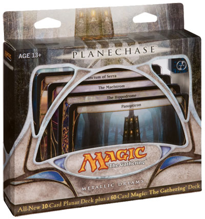 Planechase 2009: Metallic Dreams