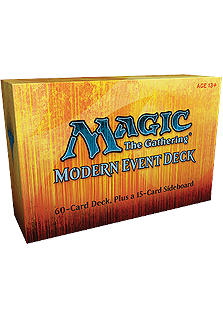 Box: Modern Event Deck