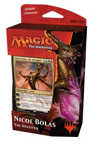 Planeswalker Deck - Nicol Bolas, the Deceiver