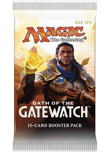 Booster: Oath of the Gatewatch