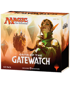 Fat Pack: Oath of the Gatewatch