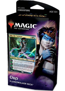 Planeswalker Deck - Oko, the Trickster