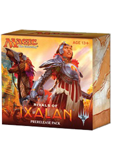 Prerelease Kit: Rivals of Ixalan