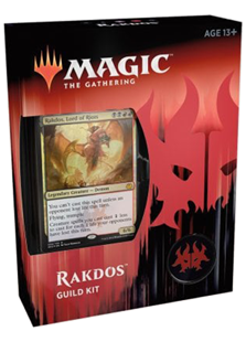 Guild Kit: GRN Rakdos Guiild Kit