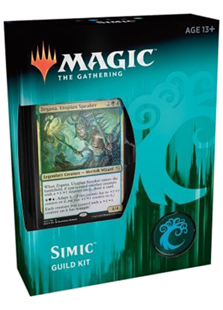 Guild Kit: GRN Simic Guiild Kit