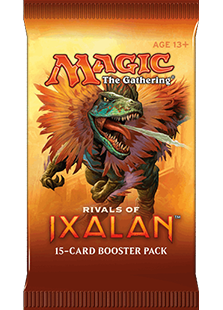 Booster: Rivals of Ixalan